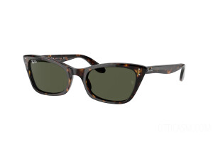 Sonnenbrille Ray-Ban Lady burbank RB 2299 (902/31)