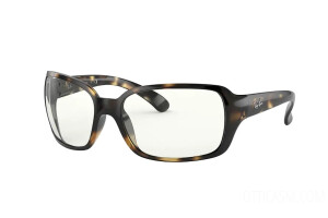 Occhiali da Sole Ray-Ban Everglasses Clear RB 4068 (710/B5)