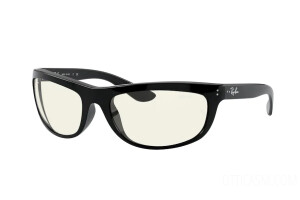 Sunglasses Ray-Ban Balorama Everglasses Clear RB 4089 (601/BL)