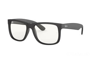 Occhiali da Sole Ray-Ban Justin Everglasses Clear RB 4165 (622/5X)