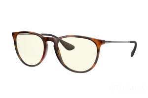 Occhiali da Sole Ray-Ban Erika Everglasses Clear RB 4171 (865/SB)