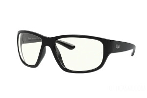 Occhiali da Sole Ray-Ban Everglasses Clear RB 4300 (601/B5)