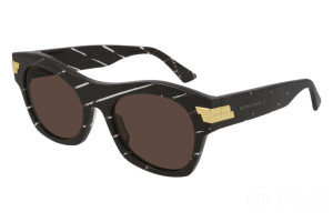 Sunglasses Bottega Veneta Unapologetic BV1103S-003