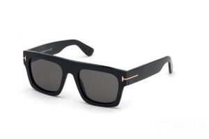 Sonnenbrille Tom Ford Fausto FT0711 (01A)