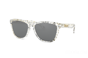 Occhiali da Sole Oakley Frogskins Metallic Splatter Collection OO 9013 (9013G6)