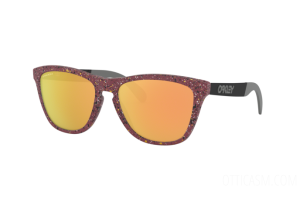Occhiali da Sole Oakley Frogskins mix Metallic Splatter OO 9428 (942810)