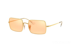 Occhiali da Sole Ray-Ban Rectangle Mirror Evolve RB 1969 (001/B4)
