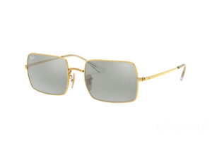 Occhiali da Sole Ray-Ban Rectangle Mirror Evolve RB 1969 (001/W3)