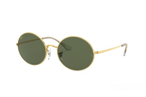 Occhiali da Sole Ray-Ban Oval Legend Gold RB 1970 (919631)
