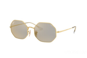 Occhiali da Sole Ray-Ban Octagon Mirror Evolve RB 1972 (001/B3)