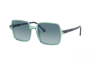 Occhiali da Sole Ray Ban Square ii RB 1973 (12853M)