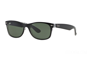 Occhiale da Sole Ray Ban New Wayfarer Color Mix RB 2132 (6052)