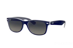 Occhiale da Sole Ray Ban New Wayfarer Color Mix RB 2132 (605371)