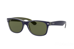 Occhiale da Sole Ray Ban New Wayfarer RB 2132 (6188)