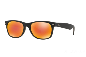 Sunglasses Ray Ban New Wayfarer RB 2132 (622/69)