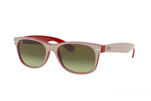 Occhiale da Sole Ray Ban New Wayfarer Color Mix RB 2132 (6307A6)