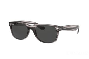 Occhiali da Sole Ray-Ban New wayfarer Color Mix RB 2132 (6430B1)