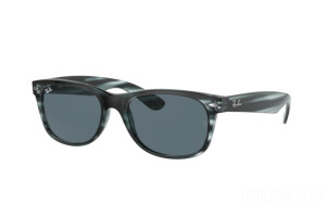 Occhiali da Sole Ray-Ban New wayfarer Color Mix RB 2132 (6432R5)