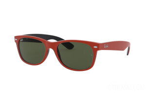 Occhiali da Sole Ray Ban New wayfarer RB 2132 (646631)