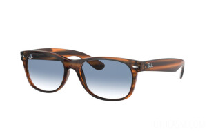 Occhiali da Sole Ray-Ban New wayfarer Color Mix RB 2132 (820/3F)