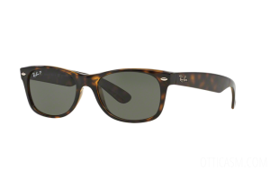 Sunglasses Ray Ban New Wayfarer RB 2132 (902/58)