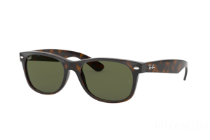 Sunglasses Ray Ban New Wayfarer RB 2132 (902L)