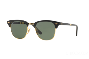 Sunglasses Ray Ban Clubmaster Folding RB 2176 (901)