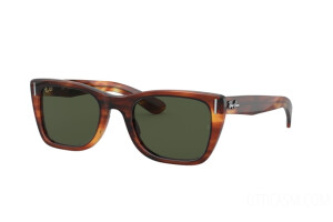 Occhiali da Sole Ray-Ban Caribbean Legend Gold RB 2248 (954/31)