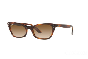 Sonnenbrille Ray-Ban Lady burbank RB 2299 (954/51)