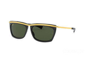 Occhiali da Sole Ray-Ban Olympian ii Legend Gold RB 2419 (130331)