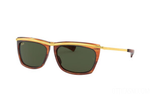 Occhiali da Sole Ray-Ban Olympian ii Legend Gold RB 2419 (131231)
