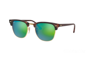 Occhiale da Sole Ray Ban Clubmaster RB 3016 (114519) 51mm