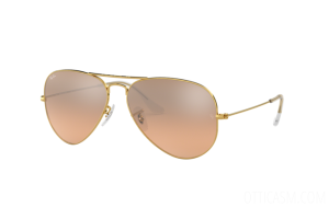 Occhiale da Sole Ray Ban Aviator Gradient RB 3025 (001/3E)
