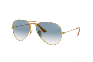 Occhiale da Sole Ray Ban Aviator Gradient RB 3025 (001/3F)