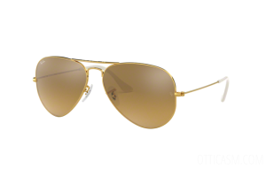 Occhiale da Sole Ray Ban Aviator Gradient RB 3025 (001/3K)