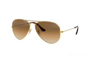 Occhiale da Sole Ray Ban Aviator Gradient RB 3025 (001/51)