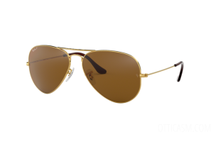 Occhiale da Sole Ray Ban Aviator RB 3025 (001/57)