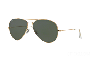 Occhiale da Sole Ray Ban Aviator RB 3025 (001) 62mm