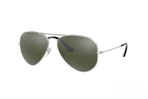 Occhiale da Sole Ray Ban Aviator RB 3025 (003/40) 62mm