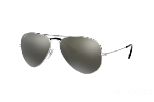 Occhiale da Sole Ray Ban Aviator RB 3025 (003/59) 58mm