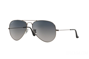 Occhiale da Sole Ray Ban Aviator Gradient RB 3025 (004/78)