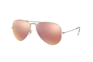 Sunglasses Ray Ban Aviator Flash Lenses RB 3025 (019/Z2)