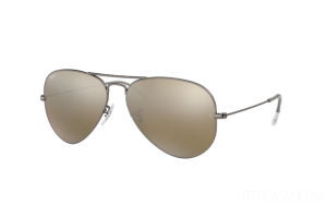Occhiale da Sole Ray Ban Aviator Flash Lenses RB 3025 (029/30)