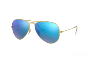 Occhiale da Sole Ray Ban Aviator Flash Lenses RB 3025 (112/17)