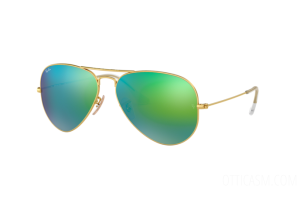 Occhiale da Sole Ray Ban Aviator Flash Lenses RB 3025 (112/19)