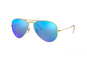 Occhiale da Sole Ray Ban Aviator RB 3025 (112/4L) 58mm