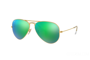 Occhiale da Sole Ray Ban Aviator RB 3025 (112/P9)  58mm