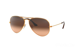 Occhiale da Sole Ray Ban Aviator Gradient RB 3025 (9001A5)