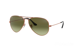 Occhiale da Sole Ray Ban Aviator Gradient RB 3025 (9002A6)