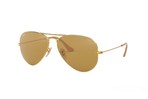 Occhiale da Sole Ray Ban Aviator Washed Evolve RB 3025 (90644I)